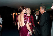 JASMINE GUINNESS; SOPHIE DAHL; MARIO TESTINO, GQ Man of the Year awards. The royal Opera House. Covent Garden. London. 6 September 2011. <br /> <br />  , -DO NOT ARCHIVE-© Copyright Photograph by Dafydd Jones. 248 Clapham Rd. London SW9 0PZ. Tel 0207 820 0771. www.dafjones.com.
