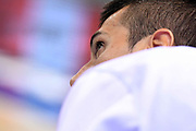 Andrea Cinciarini<br /> Nazionale Italiana Maschile Senior<br /> Torneo di Tolosa<br /> Belgio Italia Belgium Italy<br /> FIP 2017<br /> Tolosa, 19/08/2017<br /> Foto M.Ceretti / Ciamillo - Castoria