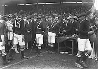 H880 Aonach Tailteann Athletics - Croke Park. Hurling America v Ireland. 16/08/1928. (Part of the Independent Newspapers Ireland/NLI Collection)