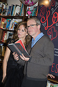ALLIE ESIRI; HARRY ENFIELD, Allie Esiri's The Love Book launch party , Daunt Books <br /> 83 Marylebone High Street, London. 5 February 2014