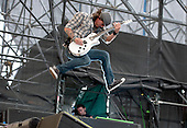 Puddle of Mudd at the Carnival of Madness 2010