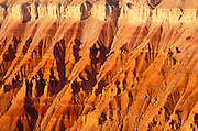 Evening light on the Cedar Breaks Amphitheater from Point Supreme, Cedar Breaks National Monument, Utah