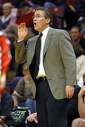 Basketball Coach Tom Richardson