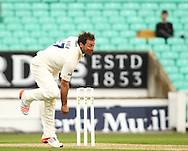 Graham Napier of Essex County Cricket Club during the LV County Championship Div Two match at the Kia Oval, London<br /> Picture by Mark Chappell/Focus Images Ltd +44 77927 63340<br /> 26/04/2015
