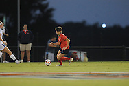 Ole Miss' Maddie Friedmann (8) vs. Memphis in soccer action at the Ole Miss Soccer Stadium in Oxford, Miss. on Sunday, September 15, 2013. Ole Miss won 3-0.