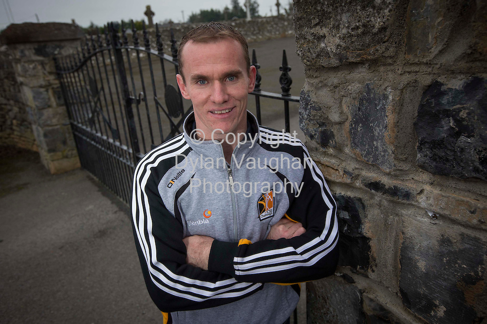 .29/11/12..Kilkenny senior hurler Noel Hickey pictured in Dunnamaggin Co. Kilkenny..Picture Dylan Vaughan