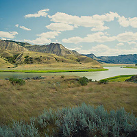 upper missouri river breaks and missouri river montana conservation photography - montana wild prairie