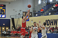 NCAA MBKB: Alma College vs. Denison University (03-04-16)