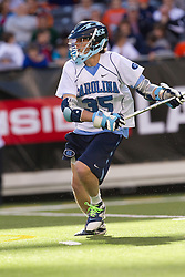 10 April 2010: North Carolina Tar Heels midfielder Ian Braddish (35) during a 7-5 loss to the Virginia Cavaliers at the New Meadowlands Stadium in the Meadowlands, NJ.