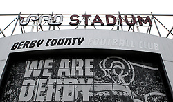 Derby County's iPro Stadium - Mandatory byline: Robbie Stephenson/JMP - 07966 386802 - 03/10/2015 - FOOTBALL - iPro Stadium - Derby, England - Derby County v Brentford - Sky Bet Championship