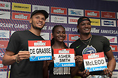 Track and Field-London Anniversary Games Press Conference-Jul 19, 2019