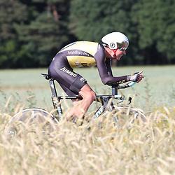 21-06-2017: Wielrennen: NK Tijdrijden: Montferland      <br />s-Heerenberg (NED) wielrennen<br />Daan Olivier