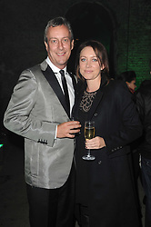 STEPHEN TOMPKINSON and his girlfriend ELAINE YOUNG at the launch of 2 collections by jeweller Stephen Webster - ÔThe 7 Deadly SinsÕ and ÔNo RegretsÕ held at The Old Vics Tunnels, Under Waterloo Station, Off Leake Street, London SE1 on 8th December 2010.<br /> STEPHEN TOMPKINSON and his girlfriend ELAINE YOUNG at the launch of 2 collections by jeweller Stephen Webster - 'The 7 Deadly Sins' and 'No Regrets' held at The Old Vics Tunnels, Under Waterloo Station, Off Leake Street, London SE1 on 8th December 2010.