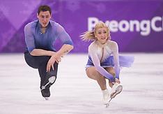 Figure Skating, 15 February 2018