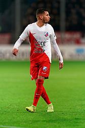23-11-2019 NED: FC Utrecht - AZ Alkmaar, Utrecht<br /> Round 14 / Adam Maher #6 of FC Utrecht