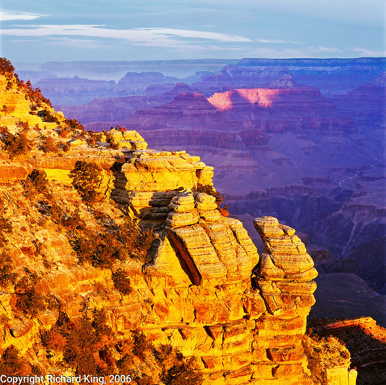 Sunrise, Grand Canyon National Park, South Rim