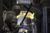 Rome@2013 - Basilica di San Pietro - Dettagli