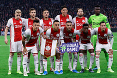 20191023 NED: Champions League AFC Ajax - Chelsea, Amsterdam