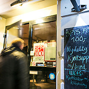 Spis for 100 i Kristiansand februar 2014. Ei uke med retter for 100 kroner i Kristiansand.<br />