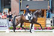 Jeannette Haazen - Dabanos D'04<br /> Nederlands Kampioenschap 2016<br /> © DigiShots