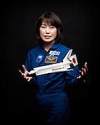 NAOKO YAMAZAKI / Astronaut for FT WEEKEND Magazine