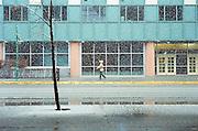 Downtown Anchorage, Alaska. 2008