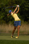 Golfer Vicky Hurst during the U.S. Women's Amateur at Crooked Stick Golf Club on Aug. 8, 2007 in Carmel, Ind.  .©2007 Scott A. Miller