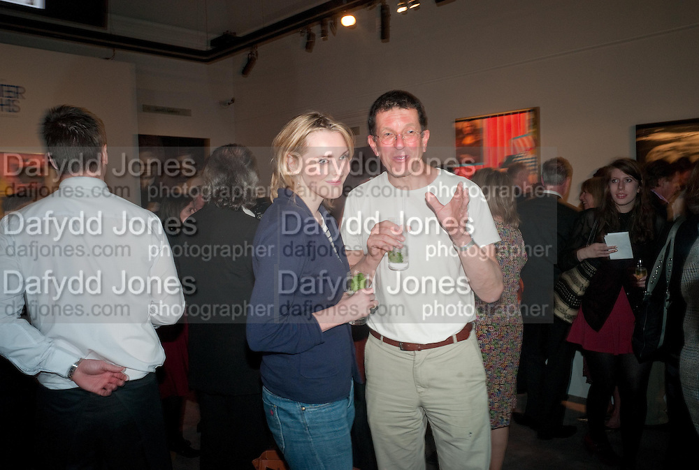 ANTONY GORMLEY; SOPHIE DAHL, Can we Still Be Friends- by Alexandra Shulman.- Book launch. Sotheby's. London. 28 March 2012.