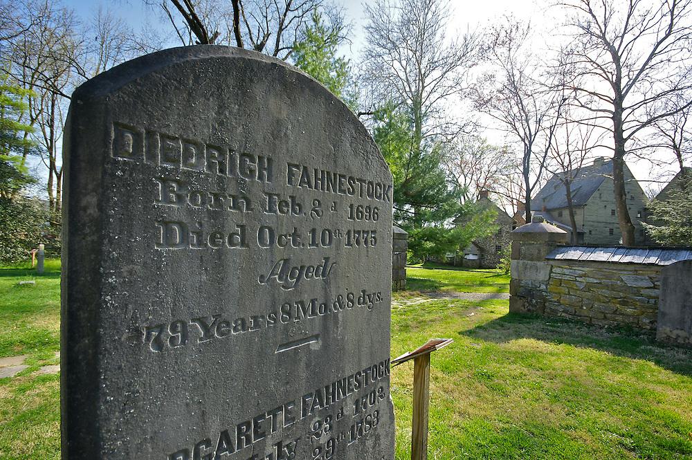 Ephrata Cloister, Religious Sect, Ephrata, Lancaster Co., PA