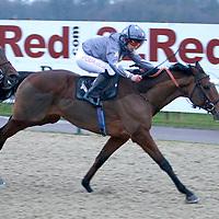 English Summer and Alice Haynes winning the 3.40 race