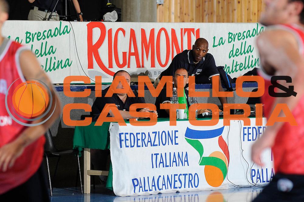 DESCRIZIONE : Bormio Raduno Collegiale Nazionale Maschile Allenamento<br /> GIOCATORE : Pizza<br /> SQUADRA : Nazionale Italia Uomini <br /> EVENTO : Raduno Collegiale Nazionale Maschile <br /> GARA : <br /> DATA : 08/07/2009 <br /> CATEGORIA : ritratto<br /> SPORT : Pallacanestro <br /> AUTORE : Agenzia Ciamillo-Castoria/C.De Massis