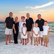 Quirk Family Beach Photos