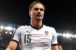 Sebastian Prodl of Austria  - Mandatory by-line: Joe Meredith/JMP - 18/06/2016 - FOOTBALL - Parc des Princes - Paris, France - Portugal v Austria - UEFA European Championship Group F