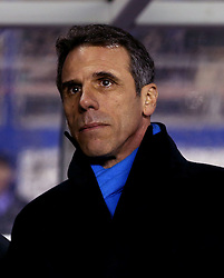 Birmingham City manager Gianfranco Zola - Mandatory by-line: Robbie Stephenson/JMP - 03/03/2017 - FOOTBALL - St Andrew's Stadium - Birmingham, England - Birmingham City v Leeds United - Sky Bet Championship