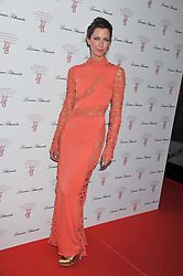 MARGO STILLEY at Gabrielle's Gala an annual fundraising evening in aid of Gabrielle's Angel Foundation for Cancer Research held at Battersea Power Station, London on 2nd May 2013.