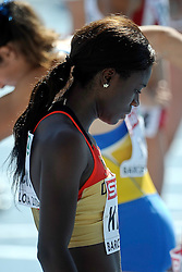 28.07.2010, Olympic Stadium, Barcelona, ESP, European Athletics Championships Barcelona 2010, im Bild Yasmin Kwadwo GER EXPA Pictures © 2010, PhotoCredit: EXPA/ nph/ . Ronald Hoogendoorn+++++ ATTENTION - OUT OF GER +++++