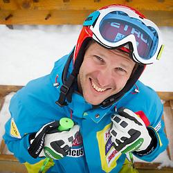 20130406: SLO, Alpine Ski - Last race of downhill skier Andrej Jerman when he retires