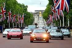 JUN 18 2014 Porsche Rally for Help for Heroes