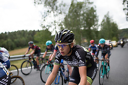 Aafke Soet (NED) of Parkhotel Valkenburg - Destil Cycling Team rides mid-pack on Stage 2 of the Ladies Tour of Norway - a 140.4 km road race, between Sarpsborg and Fredrikstad on August 19, 2017, in Ostfold, Norway. (Photo by Balint Hamvas/Velofocus.com)