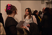 CHARLOTTE CHURCH, Sorapol Ollin Atelier and Pret a Porter Presentation. Strand Gallery.  32 john Adam St. WC2. London. 20 February 2015