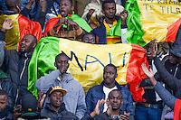 Supporters Mali  - 31.03.2015 - Ghana / Mali  - Match amical<br /> Photo : Andre Ferreira / Icon Sport