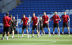 Wales Training Session - 05 Sept 2018