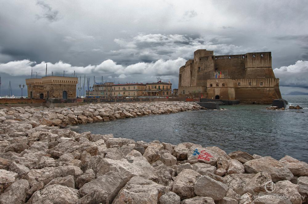 Castel del Ovo, Naples, Italy