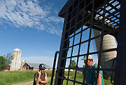 Several thousand Mexican migrant workers work on Vermont dairy farms, providing crucial labor for Vermont dairy farmers.