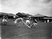 12/08/1956<br /> 08/12/1956<br /> 12 August 1956<br /> All-Ireland Minor Semi-Final: Tipperary v Antrim at Croke Park, Dublin.