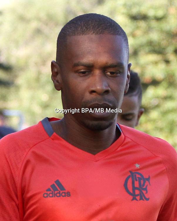 Brazilian Football League Serie A / <br /> ( Clube de Regatas do Flamengo ) - <br /> Juan Silveira dos Santos &quot; Juan Silveira &quot;