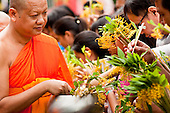 Buddhist Lent Begins in Thailand