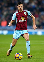 Jack Cork of Burnley - Mandatory by-line: Robbie Stephenson/JMP - 09/12/2017 - FOOTBALL - Turf Moor - Burnley, England - Burnley v Watford - Premier League