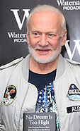 Buzz Aldrin - Book signing