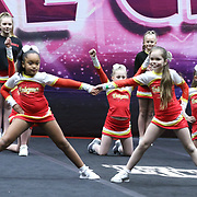 114.Enigma Cheerleading Academy Sunrays